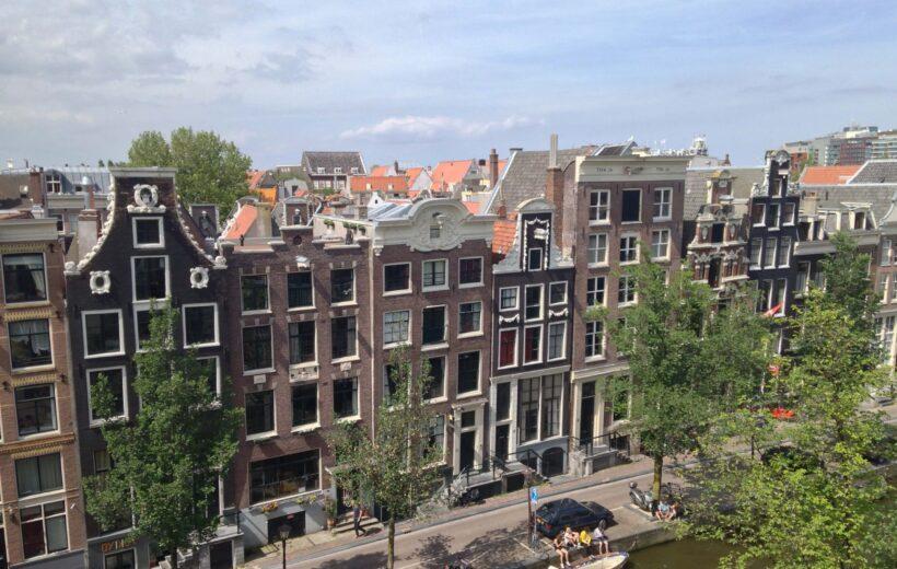 Descobrint el casc antic d'Amsterdam
