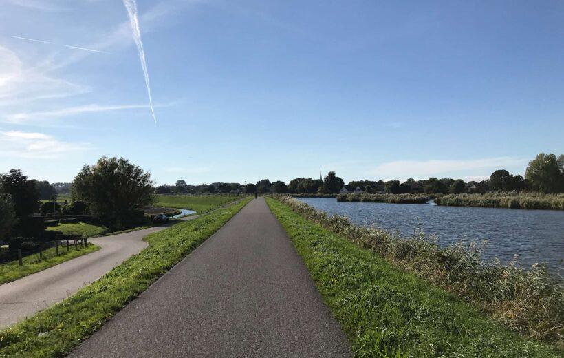 Descobrint les afores d'Amsterdam en bicicleta