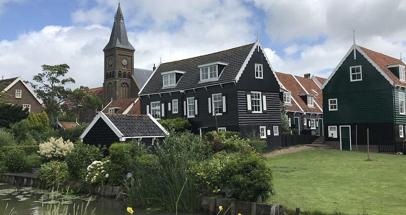 Descobrint Edam, Marken i Volendam