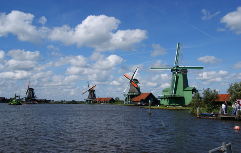 Descobrint Zaanse Schans